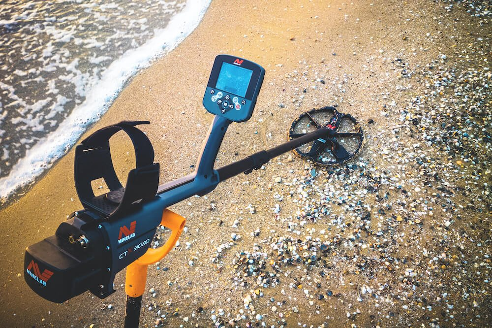 best places to use a metal detector