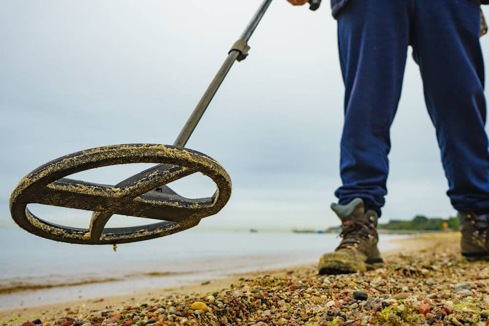 metal detecting in florida